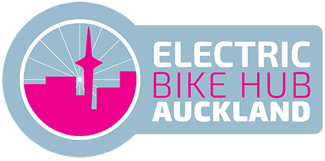 Old Electric Bike Hub Auckland Logo