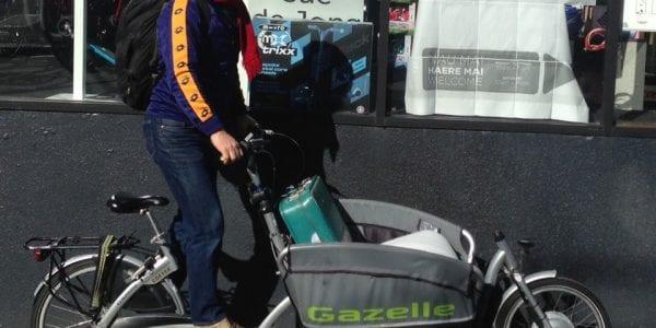 gazelle cabby 1