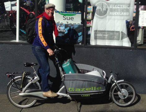 Mauricewells Electric Bike Team
