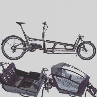 Riese and Muller Load 75 cargo bike