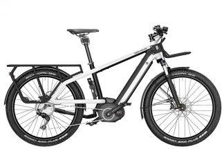 Riese Muller multicharger long tail cargo bike