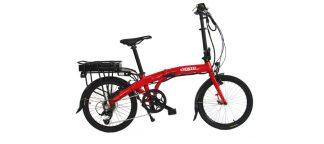 eZee Viento Folding e-bike