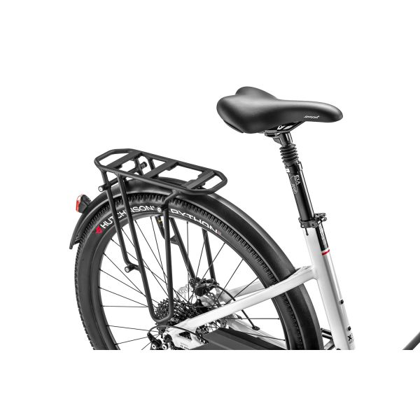 image showing rear rack with ortlieb QL3 compatibility on moustache xroad series