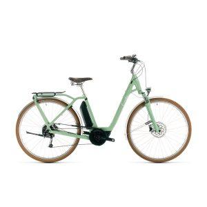 Cube Ella in green