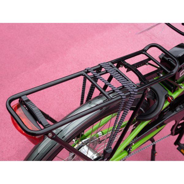 eZee Bolt green rear rack