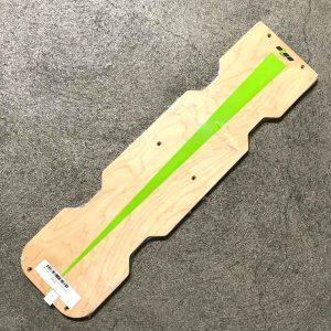 Wooden Deck for Expedir with Yepp Easyfit Window