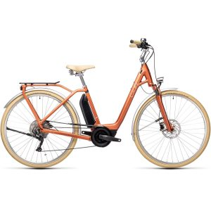 Cube Ella 2021 rust orange